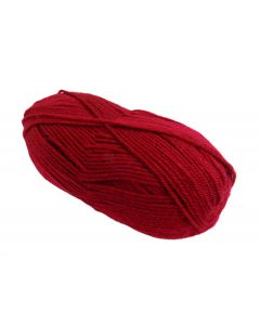 100g Ball of Double Knit Wool Wine