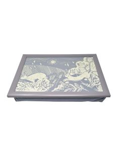 Artisan March Hare Serving Lap Tray