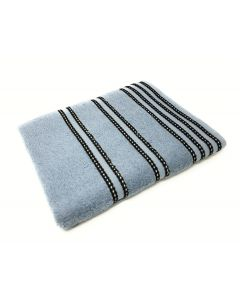 Sirocco Denim Combed Cotton Towels