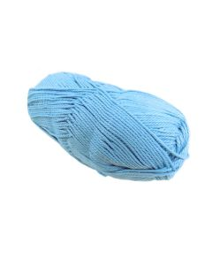 100g Ball of Cottonsoft Double Knit Wool in Cloud Blue