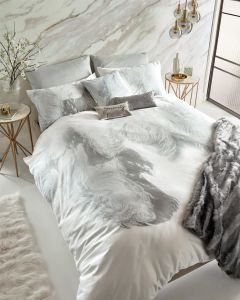 Rita Ora Pristina White Bedding Set