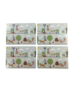 Walkies Pack of 4 Placemats