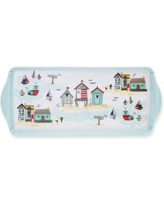 Beside the Seaside Acrylic Snack Tray