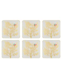 Sara Miller Chelsea Collection Set of 6 Coasters