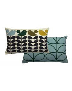 Orla Kiely Early Bird Spring 30cm x 50cm Filled Cushion