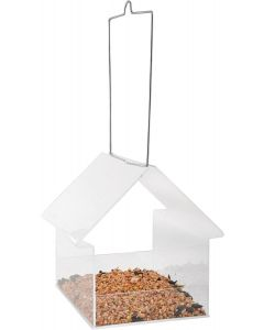 Esschert Design Transparent Hanging Bird Table
