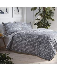 Appletree Grey Loft Duvet Cover Set