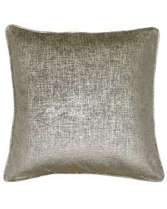 Venus Taupe/Gold Cushion