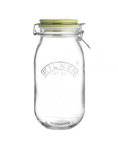 Kilner Glass Bird Food Storage Jar 2 L