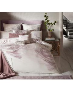 Rita Ora Florentina Blush Bedding Set