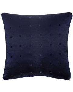 "Madison Navy 22"" Cushion Cover"