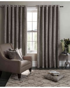 Studio G Campello Charcoal Ring Top Curtains
