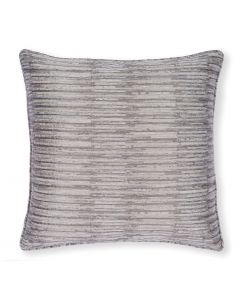 "Studio G Campello Charcoal 18"" Filled Cushion"