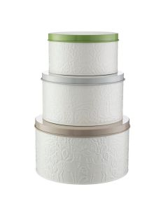 In The Forest Stag Set Of 3 Cake Tins