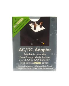 AC/DC ADAPTOR - For Snowtime Products