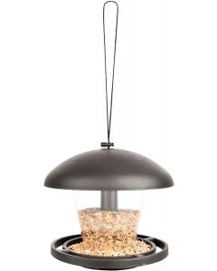 Esschert Design Dome Roof Silo Bird Feeder