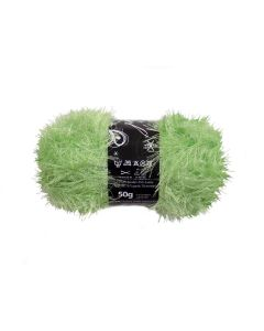 50g Ball of Tinsel Chunky Wool in Lime