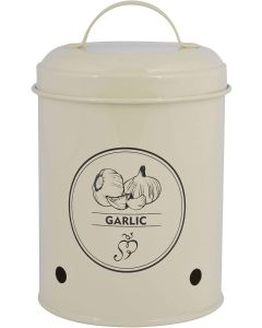 Esschert Designs Garlic Storage Tin