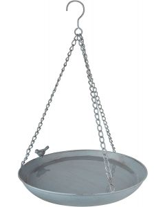 Esschert Design Metal Hanging Bird Bath