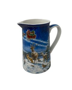 Macneil Magic Of Christmas Fine China Jug