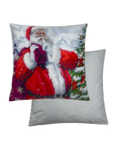 "Santa/Sack Cushion 18"" - 45cm"