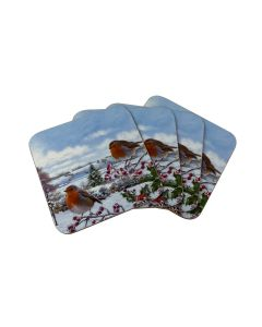 Macneil Robins Set of 4 Coasters