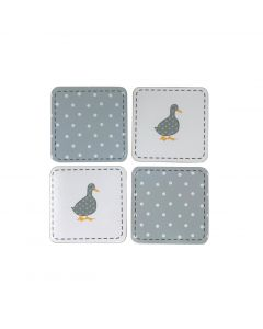 Madison Set Of 4 Coasters