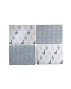 Madison Set Of 4 Placemats