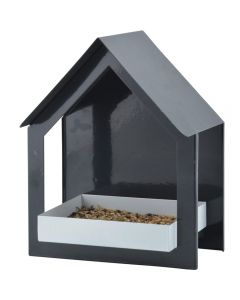 Esschert Design Metal Wall Bird Feeder