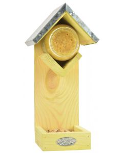 Esschert Design Peanut Butter And Seed Feeder FSC