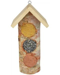 Esschert Design Peanut Butter Log Feeder