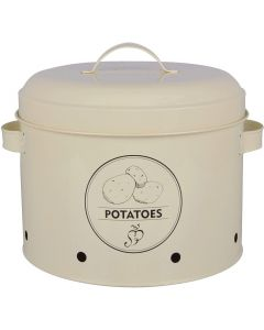 Esschert Designs Potatoes Storage Tin