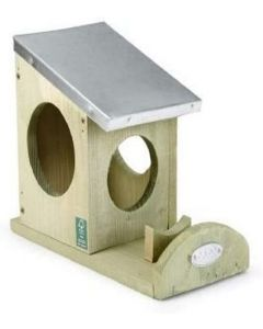 Esschert Design Squirrel Peanut Butter Feeder