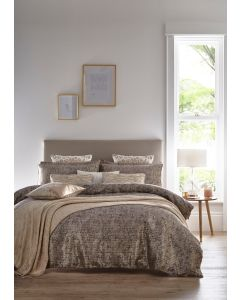 Tess Daly Lux Natural Bedding