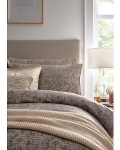 Tess Daly Lux Natural Housewife Pillowcase Pair