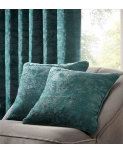 "Studio G Topia Emerald 18"" Filled Cushion"