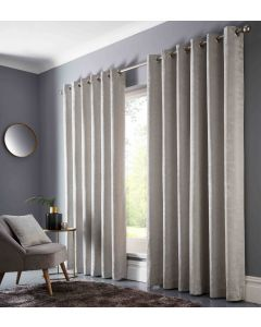 Studio G Topia Silver Ring Top Curtains