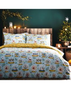 12 Days Of Christmas Duvet Set