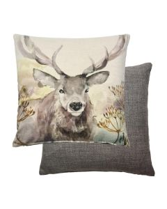 Voyage Maison Highland Forest Stag Cushion