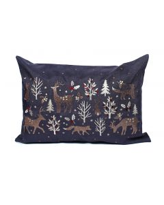 Peggy Wilkins Woodland Way Filled Cushion