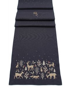 Peggy Wilkins Woodland Way Table Runner